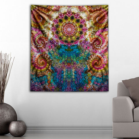 Desert Stage Tapestry by Austin Makereth