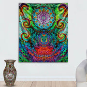 Transcendence Tapestry by Austin Makereth