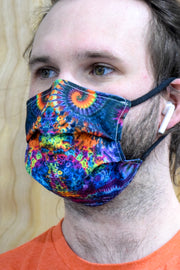 Transcendent Surgical PPE Face Mask by Austin Mackereth
