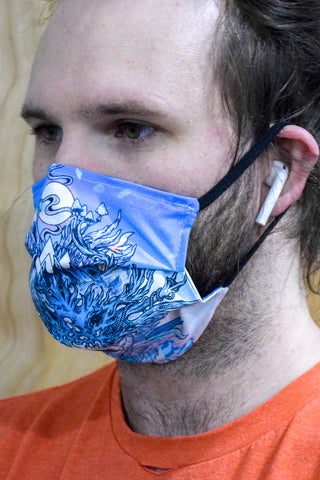 Ursa Surgical PPE Face Mask by Matt Miller