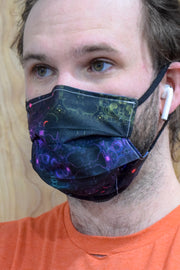 Shipibo Surgical PPE Face Mask by TAS
