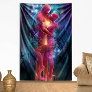 In Reflection Tapestry by Totemical