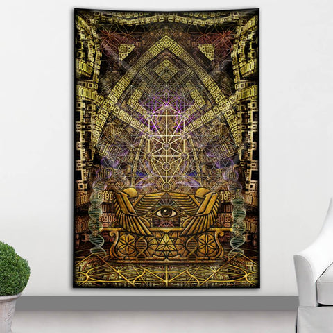 Ark Tapestry by Dima Yastronaut