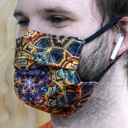 Wisdom Nest Surgical PPE Face Mask by Dima Yastronaut