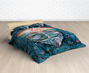 Fawkes Bed Set by Randal Roberts