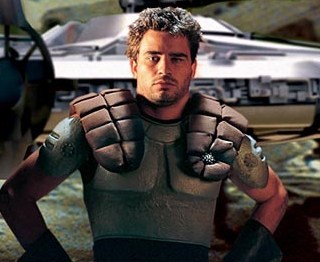 Dash Rendar. The hero we never knew might almost need. Sort of. Maybe. We'll see.