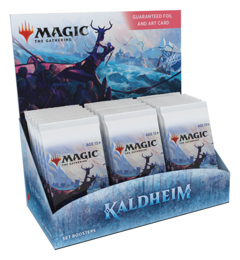 MTG: Kaldheim Set Booster Box