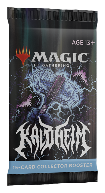 MTG: Kaldheim Collector Booster Pack