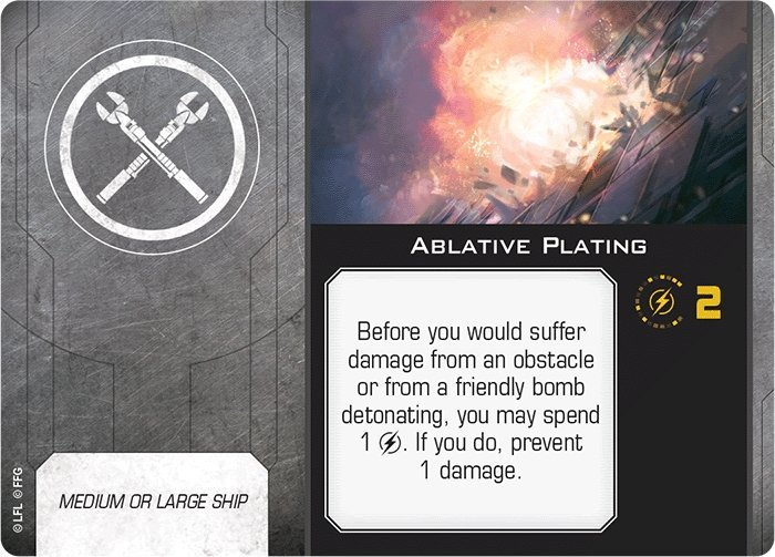 Ablative Plating - The Gaming Place