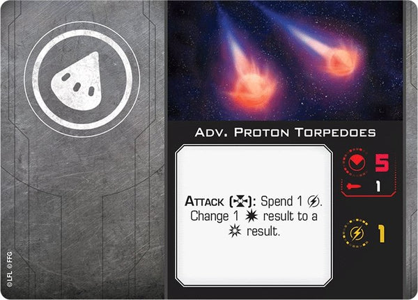 Advanced Proton Torpedoes - The Gaming Place