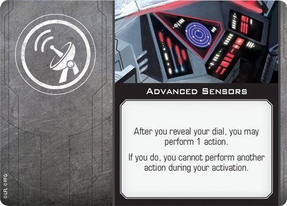 Advanced Sensors - The Gaming Place