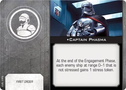 Captain Phasma - The Gaming Place