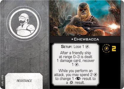 Chewbacca (Crew/Resistance) - The Gaming Place
