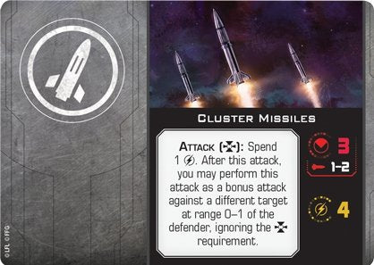 Cluster Missiles - The Gaming Place