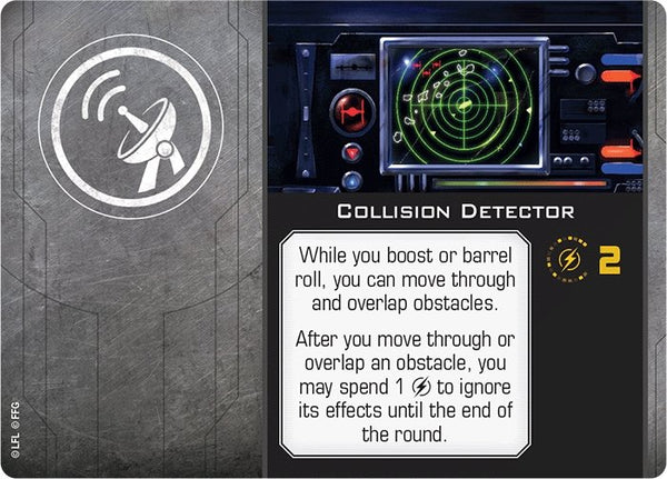 Collision Detector - The Gaming Place