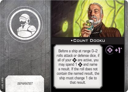 Count Dooku (Crew) - The Gaming Place
