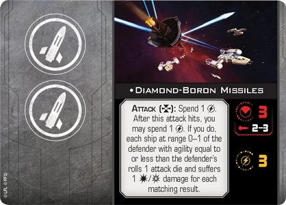 Diamond-Boron Missiles - The Gaming Place