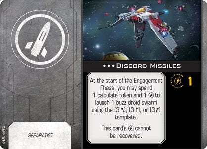 Discord Missiles - The Gaming Place
