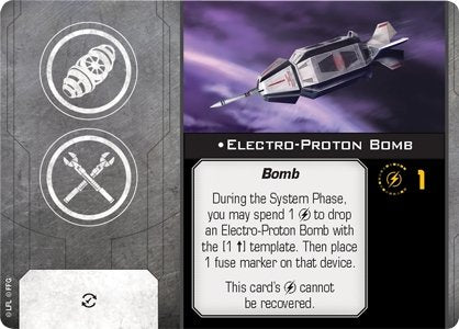 Electro-Proton Bomb - The Gaming Place