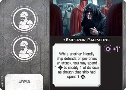 Emperor Palpatine - The Gaming Place