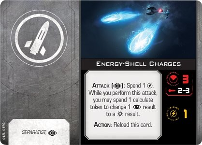 Energy-Shell Charges - The Gaming Place