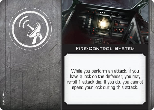 Fire-Control System - The Gaming Place