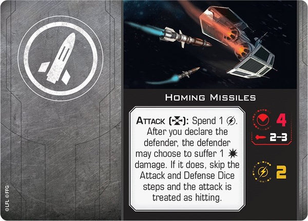 Homing Missiles - The Gaming Place