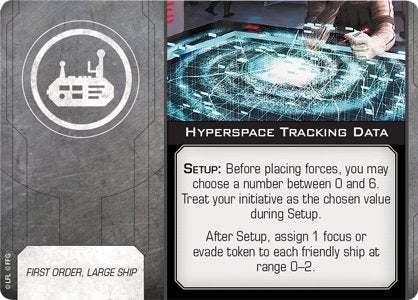 Hyperspace Tracking Data - The Gaming Place