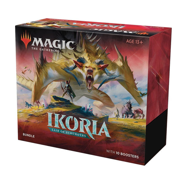 Ikoria: Lair of Behemoths - Bundle (inc 10 boosters) - The Gaming Place