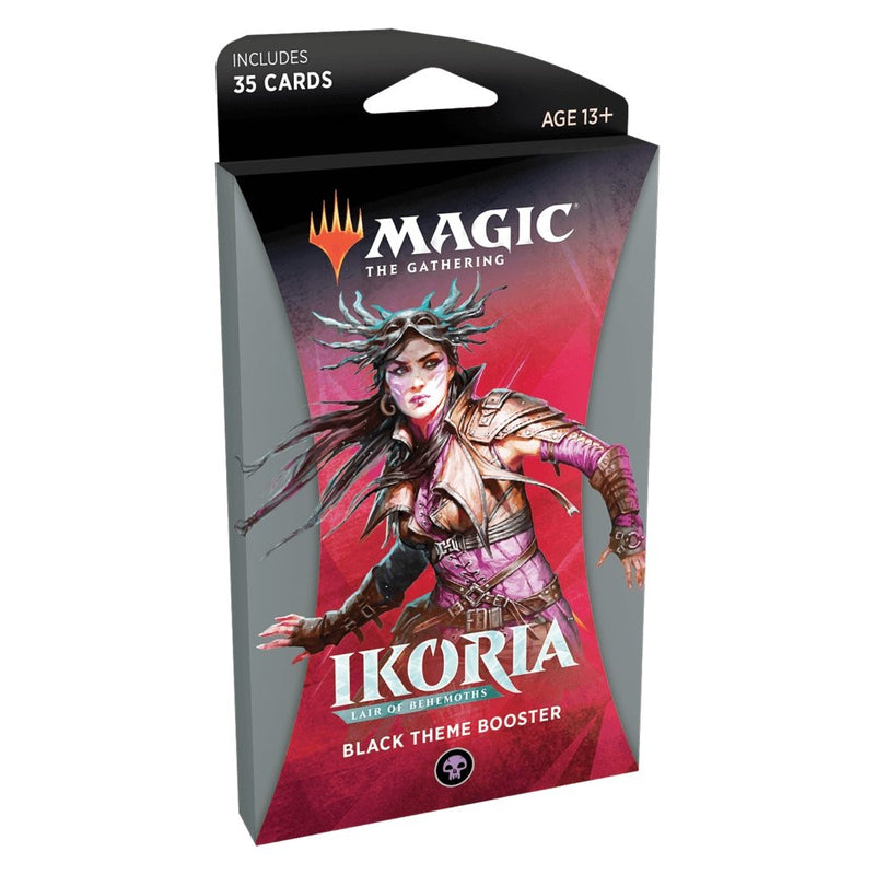 Ikoria: Lair of Behemoths - Theme Booster Pack BLACK (35 cards) - The Gaming Place