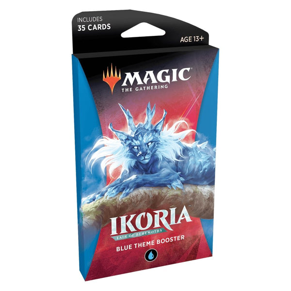Ikoria: Lair of Behemoths - Theme Booster Pack BLUE (35 cards) - The Gaming Place