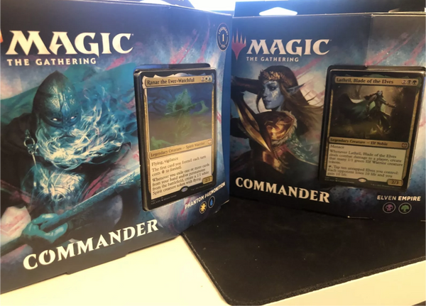 Commander Bundle