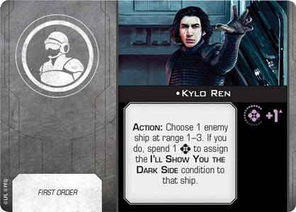 Kylo Ren (Crew) - The Gaming Place