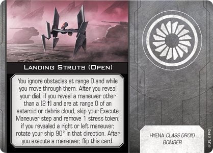 Landing Struts - The Gaming Place