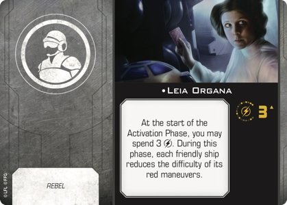 Leia Organa (Crew/Rebel) - The Gaming Place