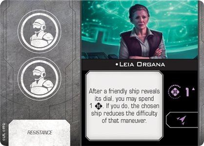 Leia Organa (Crew/Resistance) - The Gaming Place