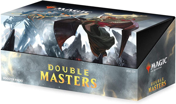 Magic: The Gathering Double Masters Draft Booster (24 Packs) - The Gaming Place