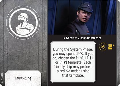 Moff Jerjerrod - The Gaming Place