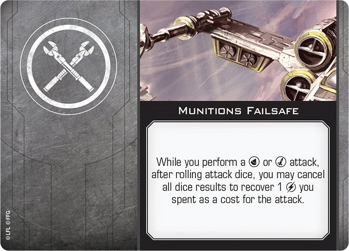 Munitions Failsafe - The Gaming Place