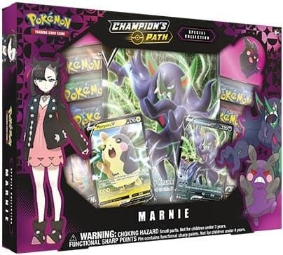 Pokemon TCG: Champion's Path Special Collection - Marnie (SWSH3.5) - The Gaming Place