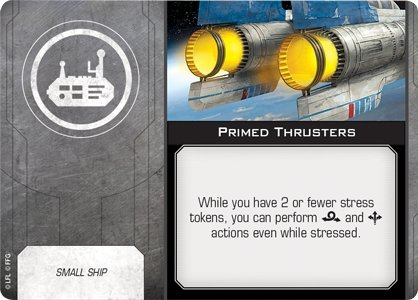 Primed Thrusters - The Gaming Place