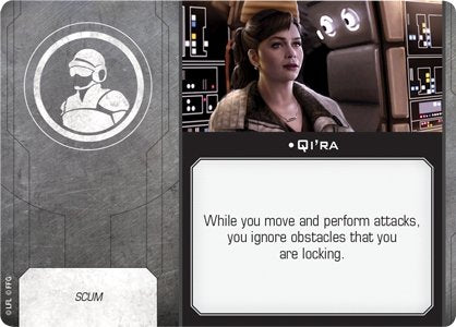 Qi'ra - The Gaming Place