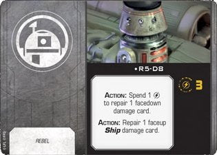 R5-D8 - The Gaming Place