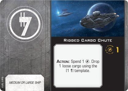 Rigged Cargo Chute - The Gaming Place