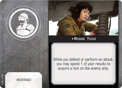 Rose Tico (Crew) - The Gaming Place