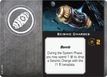 Seismic Charges - The Gaming Place