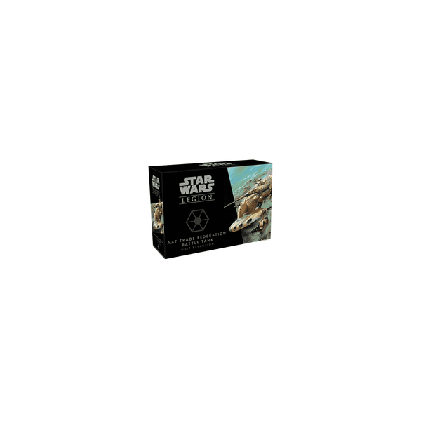 Star Wars Legion : AAT Trade Federation Battle Tank Unit Expansion - The Gaming Place