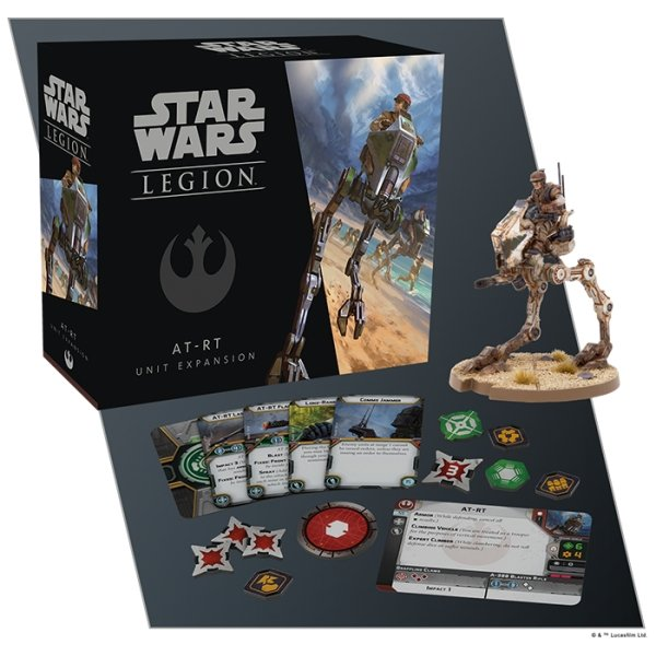 Star Wars Legion : AT-RT Unit Expansion - The Gaming Place