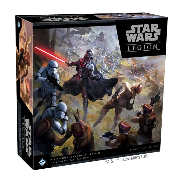 Star Wars Legion : Core Set - The Gaming Place