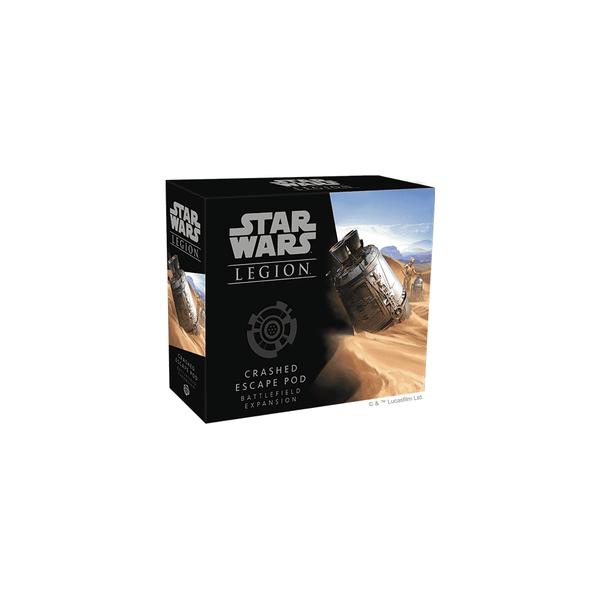 Star Wars Legion : Crashed Escape Pod Battlefield Expansion - The Gaming Place